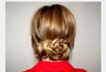 Hairs. / by Hannah Flesher