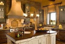 Kitchens / by Annette Metten