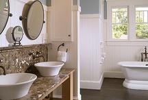 Bathrooms / by Annette Metten