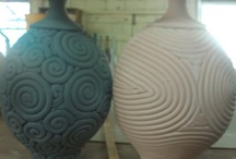 slab coil pottery / by Jan Anderson