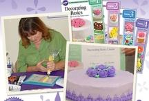 My Wilton Method Class Cakes / http://pinterest.com/andysgirl64/my-wilton-method-class-cakes/ / by Gail Pirro