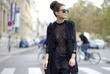 Inspiring looks / Outfits I would love to wear and that other people pull off. / by Stefany Vidzus