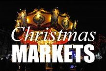 Europe's Christmas Markets / Europe's Christmas markets / by Kathryn Burrington