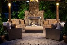 Outside Spaces / Make outside living spaces fun and functional