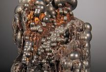 Rock Concert / Rocks and minerals as art / by Lynn Smith-High Caliber Couture