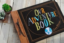 Our Adventure Book / by Marie