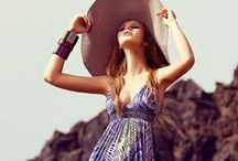 Resort Chic / What we'd pack for a dream luxury holiday in the sun