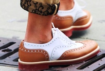 Badass Brogues / The coolest, hippest brogues in town.