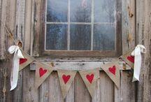 Hearts ... / I Love hearts ... / by Bonnie Lowman