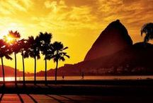 RIO / The city where I live. The beaches, the people, the landmarks and everything else.