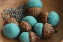Brown and Turquoise ... / by Bonnie Lowman