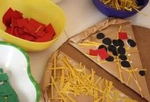 Preschool - Food / Food vocabulary for preschoolers / by Maggie Yoder