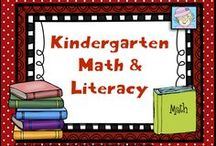 Kindergarten Math and Literacy / On this board, you will find all kinds of free and priced kindergarten resources and ideas.  This is a group board.  If you pin to this board, please try your best to pin a wide variety of free and priced products as well as blog posts and ideas.