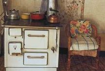 Old Kitchens / by Amy Butler