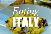 Italy - Food and Drink / Food features, recipes and articles about Italian cuisine / by Kathryn Burrington