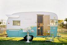 Shasta / Inspiration and tutorials to update our 1970s shasta camper / by Maggie Yoder