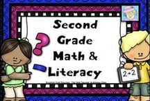 Second Grade Math and Literacy / This board is filled with great ideas, freebies, and time-saving ideas for second grade.  If you pin to this board, please pin 1 freebie or great idea for each paid item.  Freebies are always welcome!