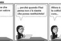 """#Palmiro / Vignette e immagini pubblicate nel libro """"Palmiro e lo #smanagement delle risorse umane - Tattiche di sopravvivenza aziendale"""" - http://bit.ly/palmiro"""