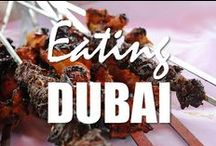 Dubai - Food and Drink / Food features, recipes, restaurants and articles about the wonderful foodof Dubai / by Kathryn Burrington