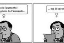 L'#aumentodistipendio / Cose da fare, e cose da non fare per chiederlo e ottenerlo! Qui trovi le vignette associate ai post pubblicati sul mio blog www.tibicon.net.