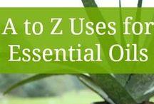 Essential Oils / by Lisa Bailey