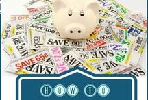 Couponing / Printable coupons and couponing tips!