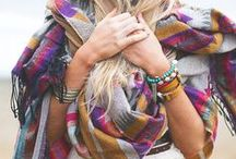 Bohemian / Everything bohemian: fashion, accessories, jewelry, hairstyles. Inspiration for the wandering soul.