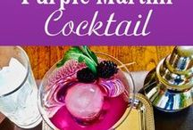 """Lounge Cocktails / Check In Each Month To See Our Newest """"Lounge Cocktail"""" Recipes."""