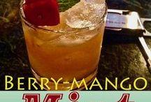 Spring & Summer Refresher Cocktails