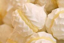Pillowy Meringues