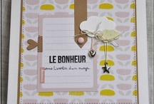 Scrap Mini album  / by Fabienne