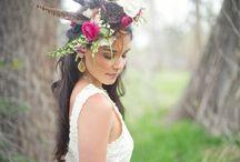 Bohemien Bride / by Beyond Mei Veil