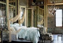 Ideas For Steampunk/Alternative Living / Just a bit on my opinions and ideas of a beautiful steampunk/vintage/gothic style home. / by Paige Anberlin