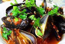 Seafood / by Gusia Katana