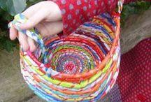 art therapy / textiles