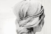 Cute hairstyles / Random hairstyles.