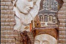 salvator47 / sculture in legno