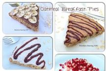 Nutrition Starring YOU recipes / Find my latest recipe creations to fuel your body right!
