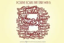 Positive nouns / List of nouns / List of positive nouns / positive words http://www.positivethesaurus.com/p/positive-nouns.html #positivenouns #positivesaurus #positivethesaurus #nouns #positivewords