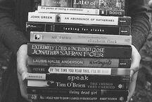 • Books. • / by Elizabeth Agüero