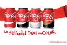 Marca Única / ¡#Lafelicidadtieneuncolor, el de los nuevos envases de Coca-Cola!