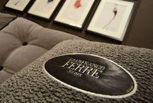 GFH | Fuorisalone 2015 / Gianfranco Ferré Home - Fuorisalone 2015 Martedì 14 aprile 2015, evento di presentazione della nuova collezione Gianfranco Ferré Home presso la Galleria Manzoni di Milano, organizzato da Jumbo Collection e Sahrai Milano