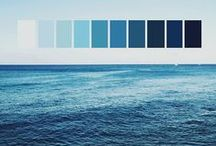 fifty shades of blue☯