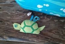 Turtley Accessories / Turtle inspired jewelry, bags, and more for the ocean lover!