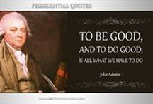 """Presidential Quotes """"positive quotes by presidents"""" / Positive, motivational and inspirational quotes by presidents   #PositiveWords #PresidentialQuotes #PositiveSaurus"""
