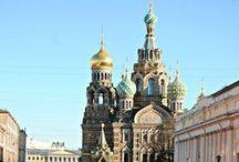 San Pietroburgo / San Pietroburgo, la Perla Russa porta dell'Occidente..