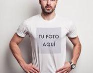 Camisetas / Personaliza tu camiseta o elige entre nuestros originales diseños.