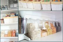 Home organization / Everything has its place / by Deanna Fallon Antee