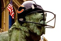 Chicago Bears / Chicago Bears Football!! / by Tiffini Shaw-White