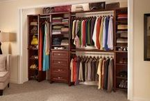 Closets / by NAPO National